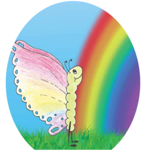 rainbow-butterfly-circle