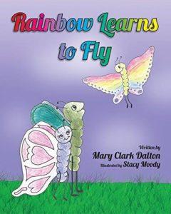 Rainbow Learns to Fly - Mark Clark Dalton - Children Book